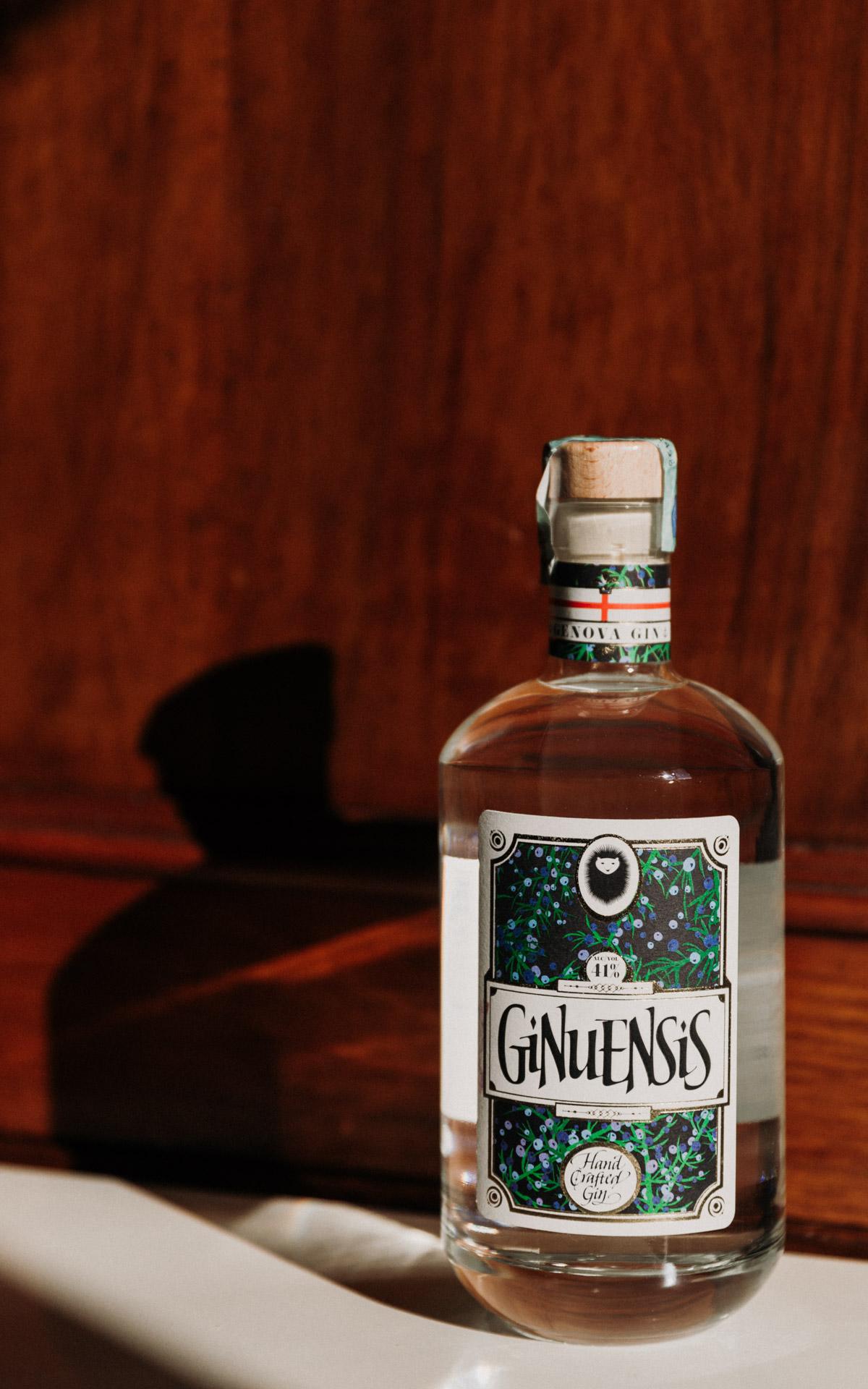 gin ginuensis genova
