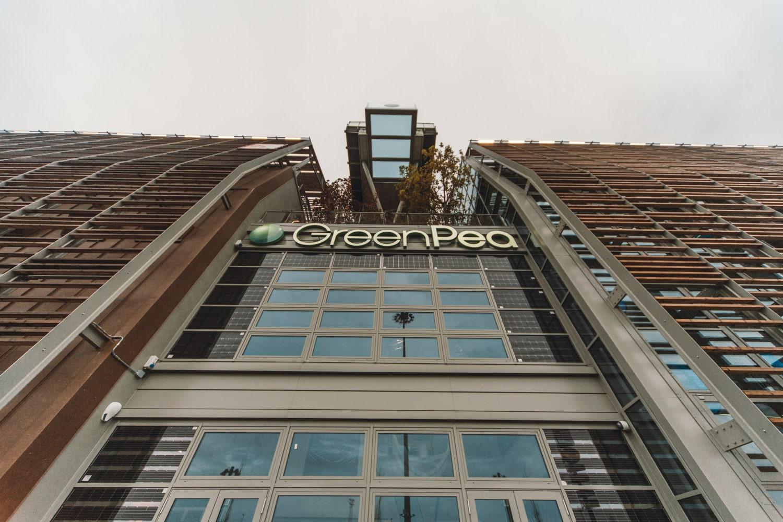 Green Pea, il retail park si tinge di sostenibilità