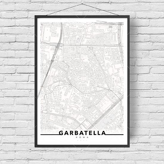 urbe mmxx mappa roma quartiere garbatella