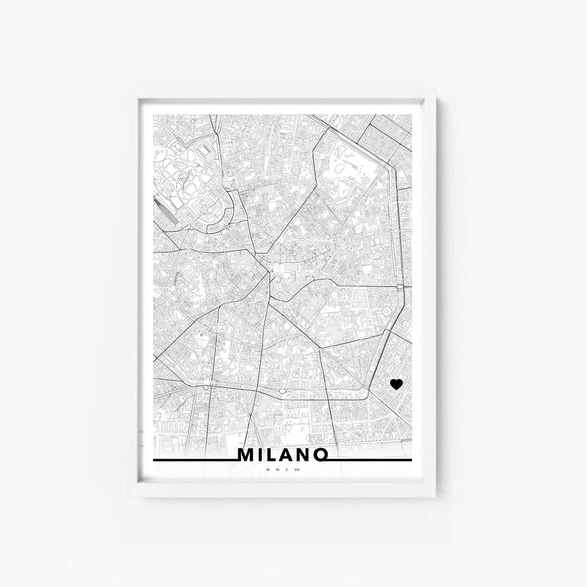 urbe mmxx mappa milano