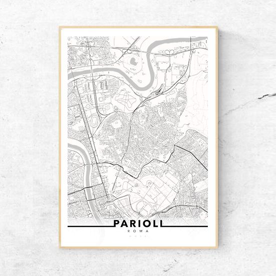 urbe mmxx mappa roma quartiere parioli