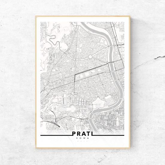 urbe mmxx mappa roma quartiere prati