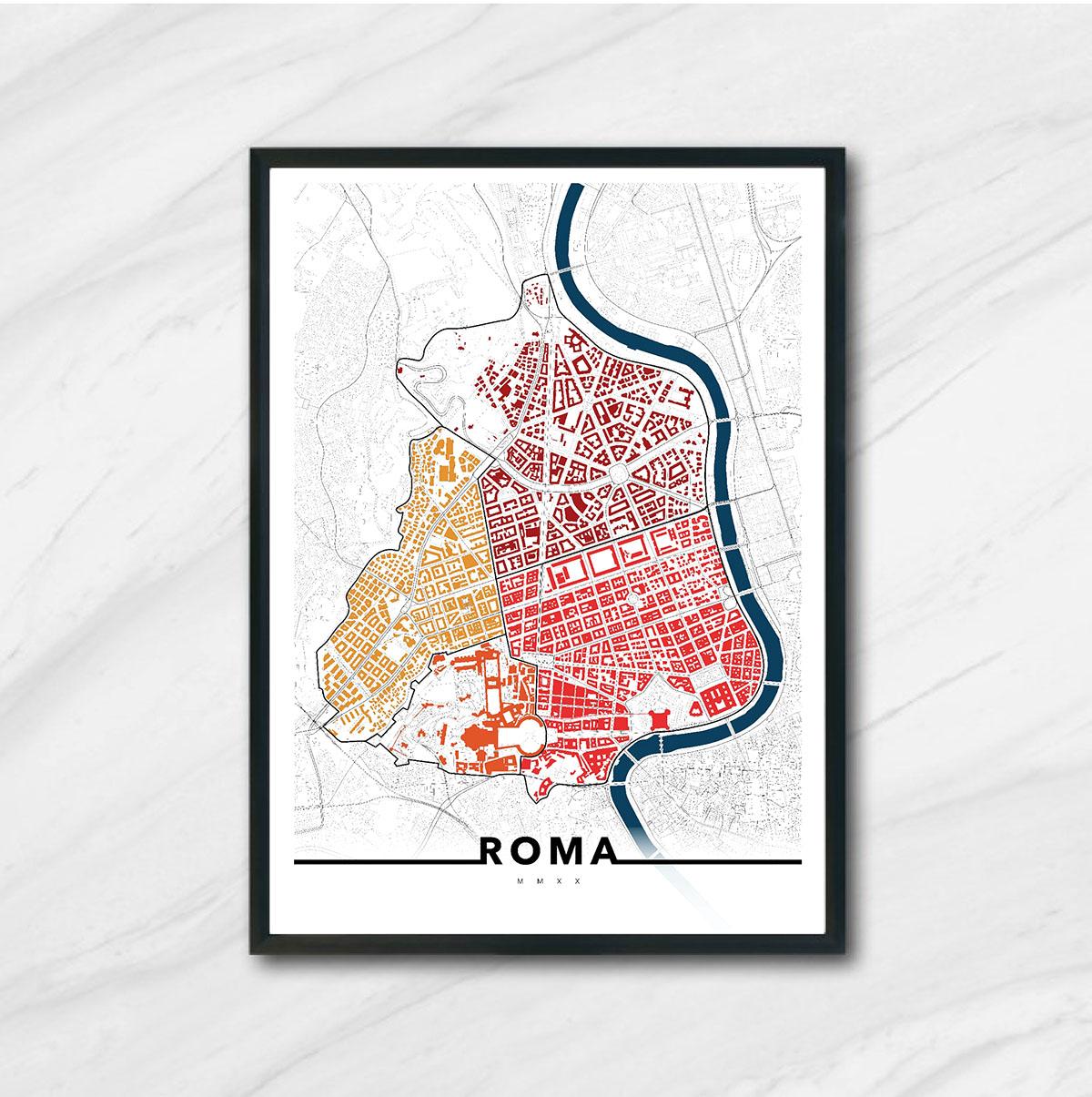 URBE mmxx: tra i luoghi di Roma e del cuore