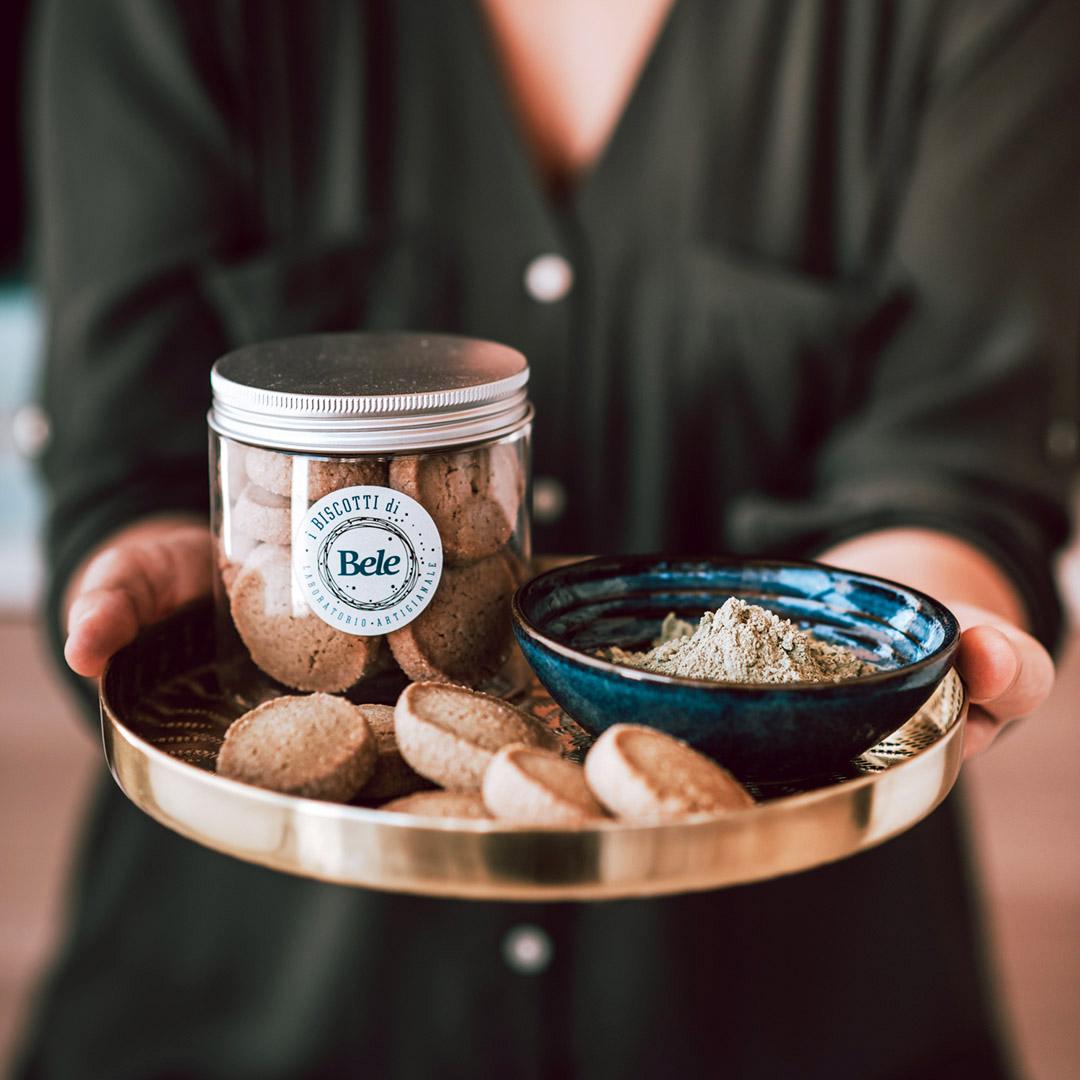 I biscotti di Bele, sana e genuina artigianalità