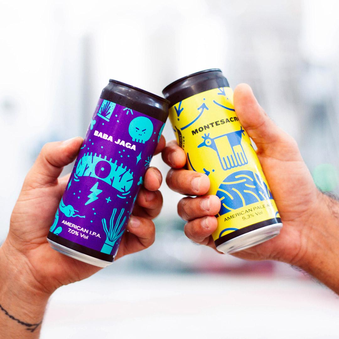 Jungle Juice Brewing: il birrificio urbano del Mandrione