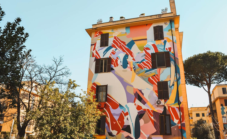 Big City Life: il distretto artistico di Tor Marancia