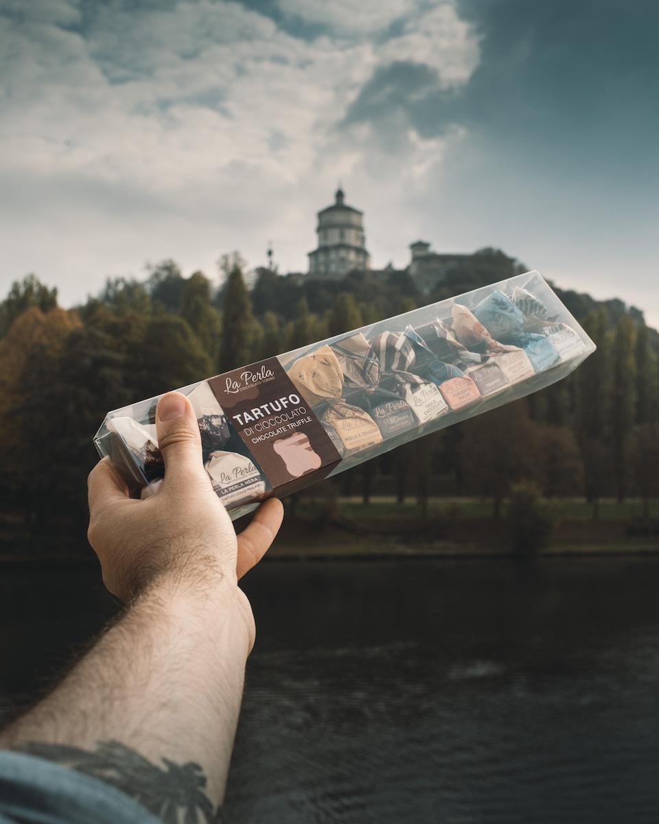 La Perla di Torino: innovazione nel mondo del tartufo di cioccolato