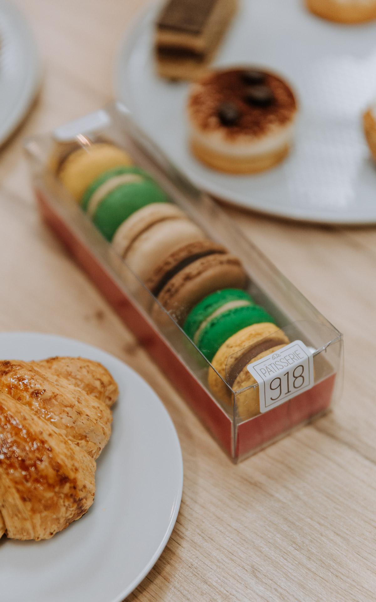 Pâtisserie 918 | Con un morso sei a Parigi