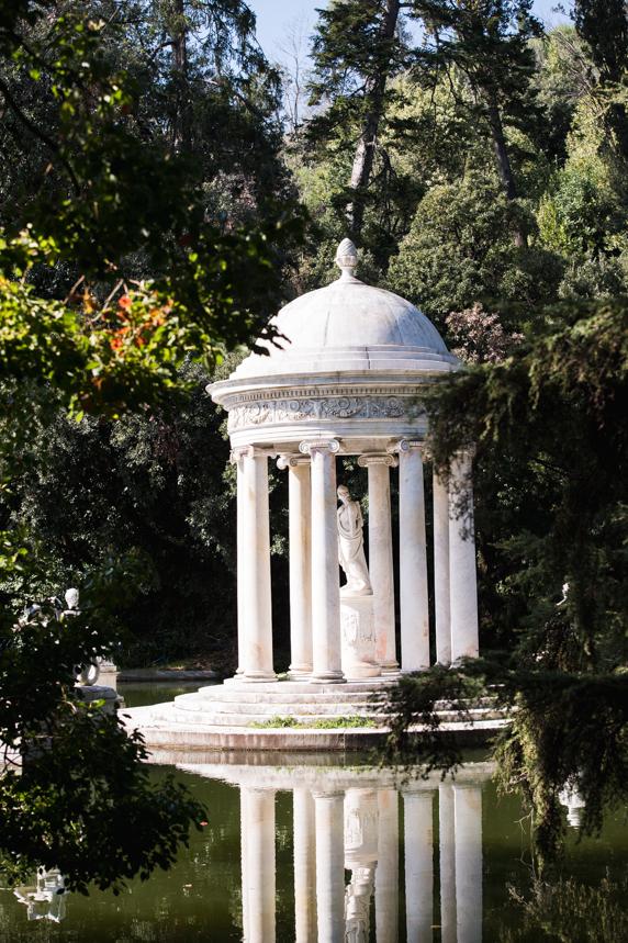 Il parco nascosto di Villa Durazzo Pallavicini