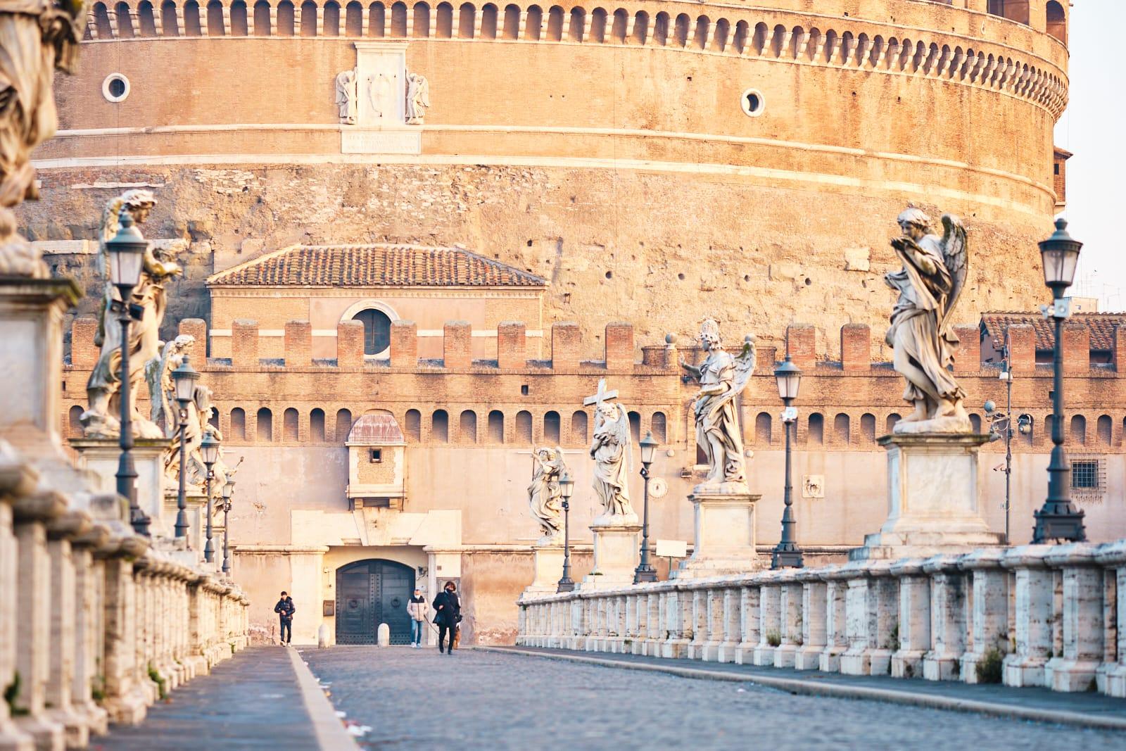 La grande bellezza dei ponti di Roma