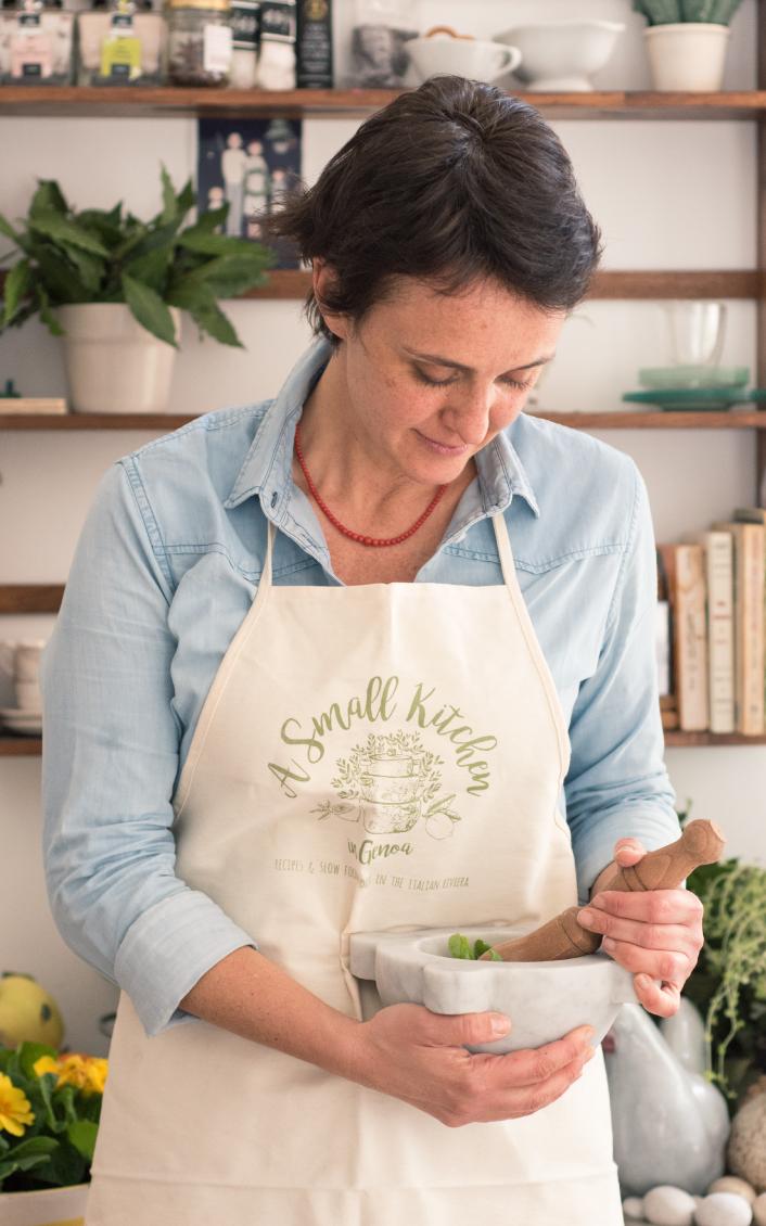 A Small Kitchen in Genoa   Il racconto delle tradizioni liguri attraverso corsi di cucina