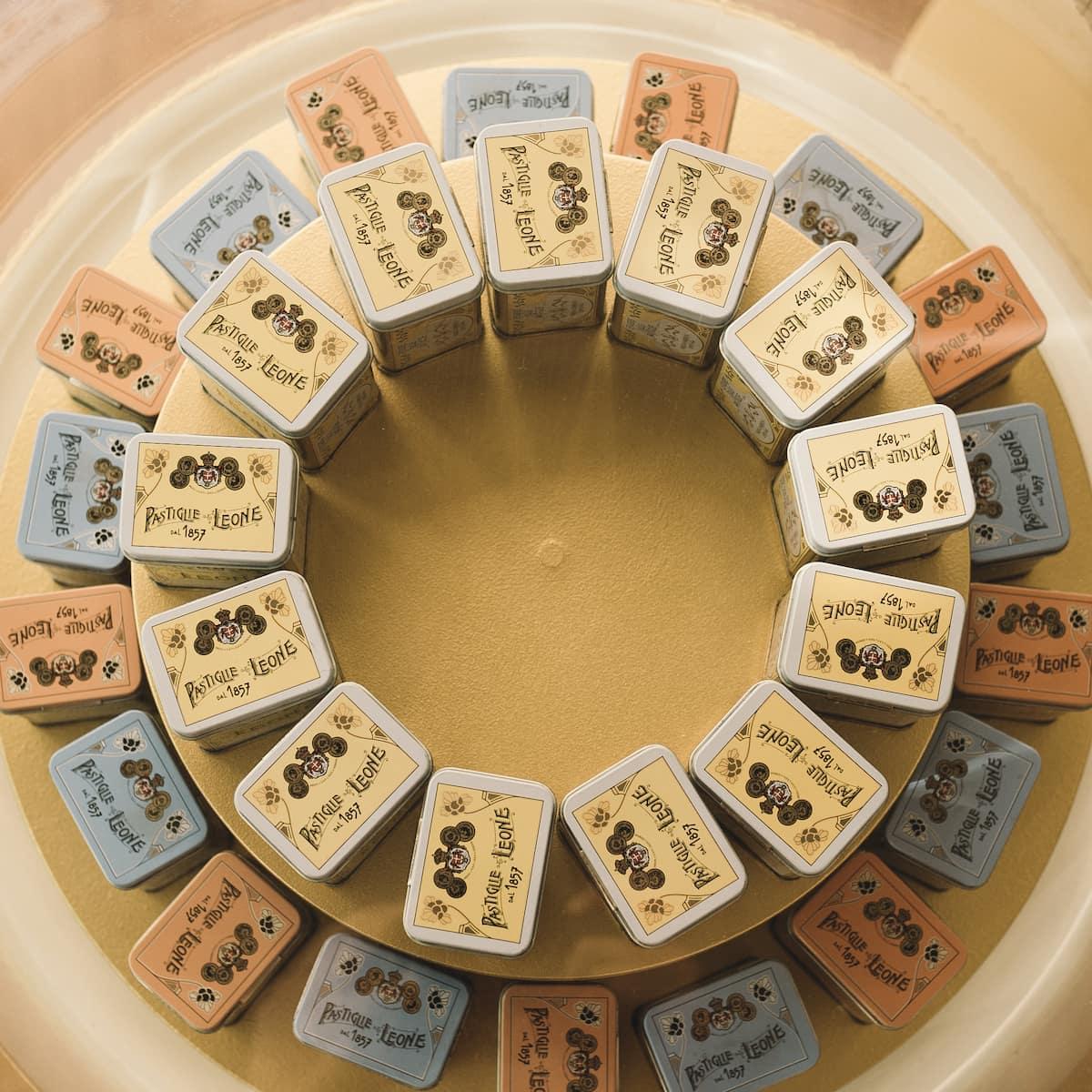 La fabbrica delle caramelle: come nascono le Pastiglie Leone?