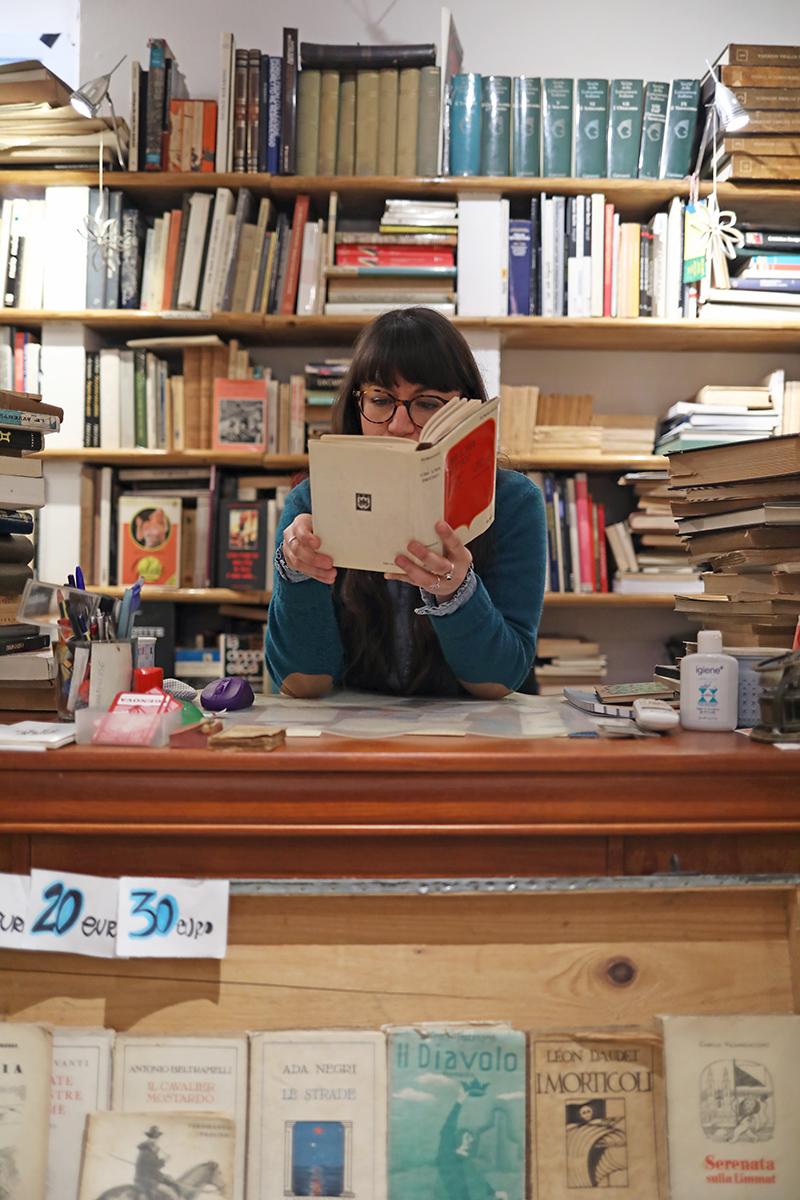 Ex Libris   Libri d'epoca, rari e usati nel centro storico di Genova