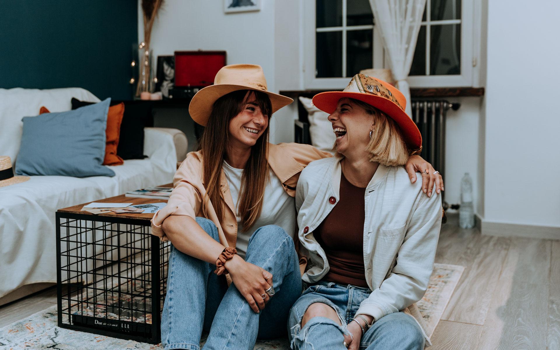 Fusi Hats | Una cappellaia per amica