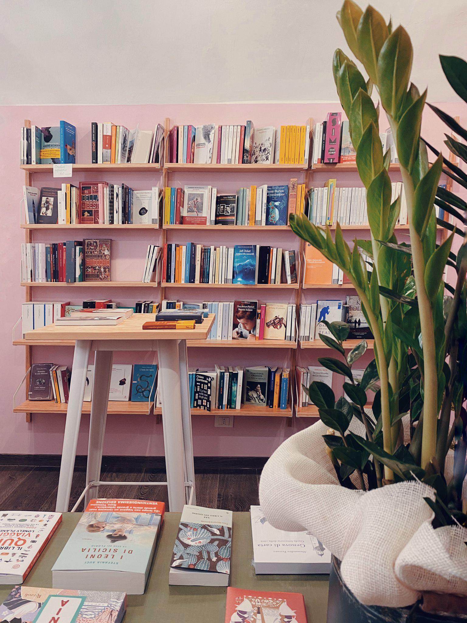 Il Librificio del Borgo | la libreria caffè di Carolina e Francesco