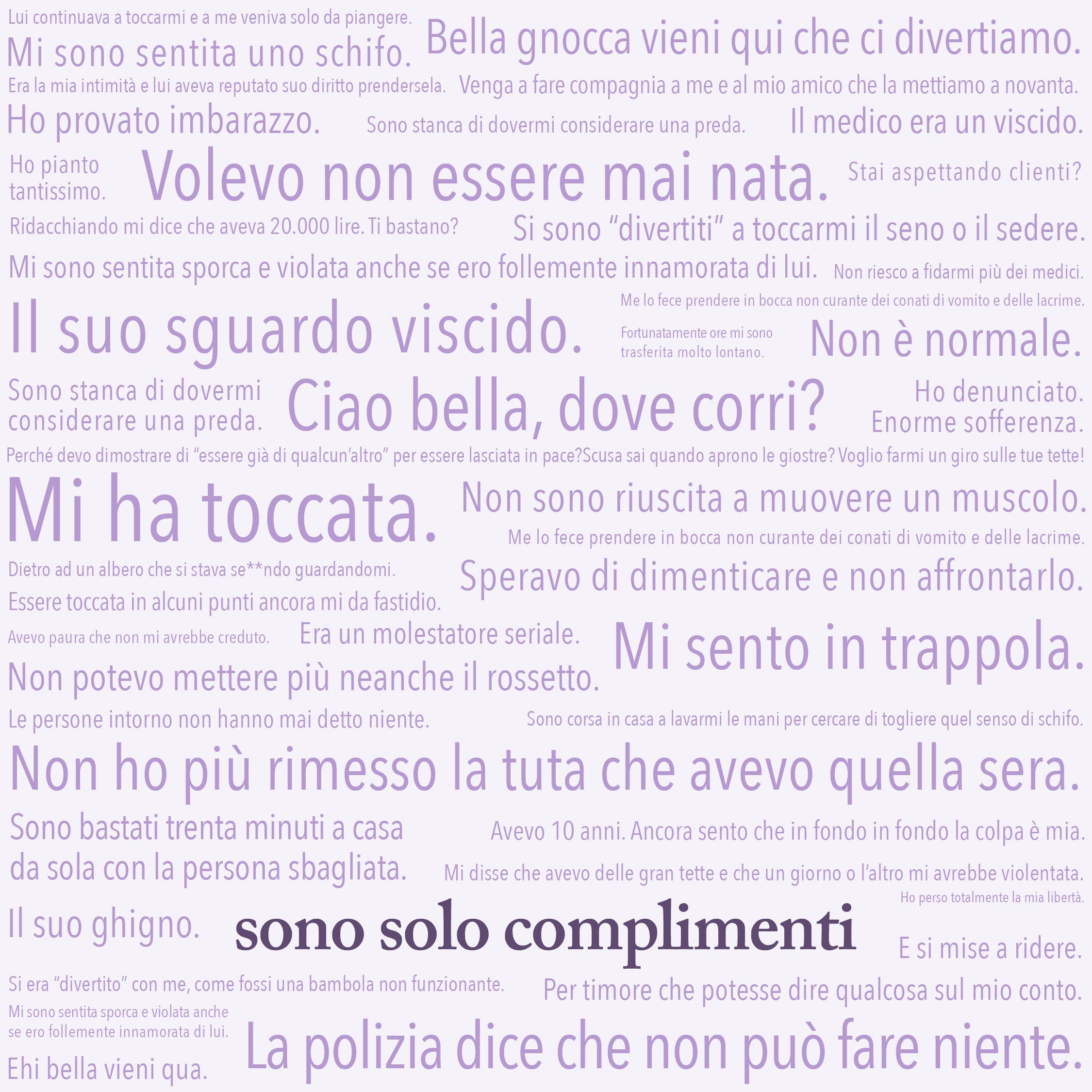 Sono Solo Complimenti | Intervista a Antonietta Peluso, sociologa