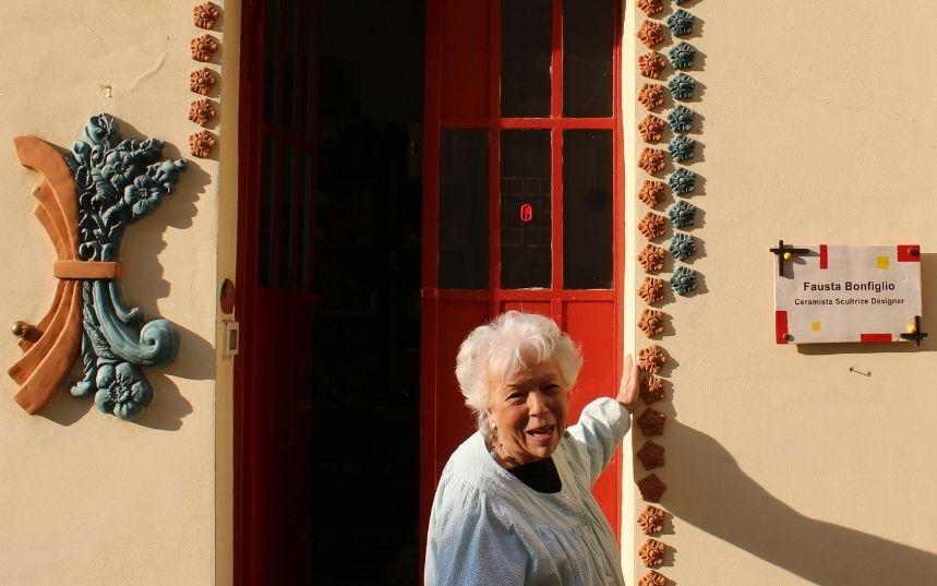 Fausta Bonfiglio: un'intervista alla scoperta dell'arte della ceramica