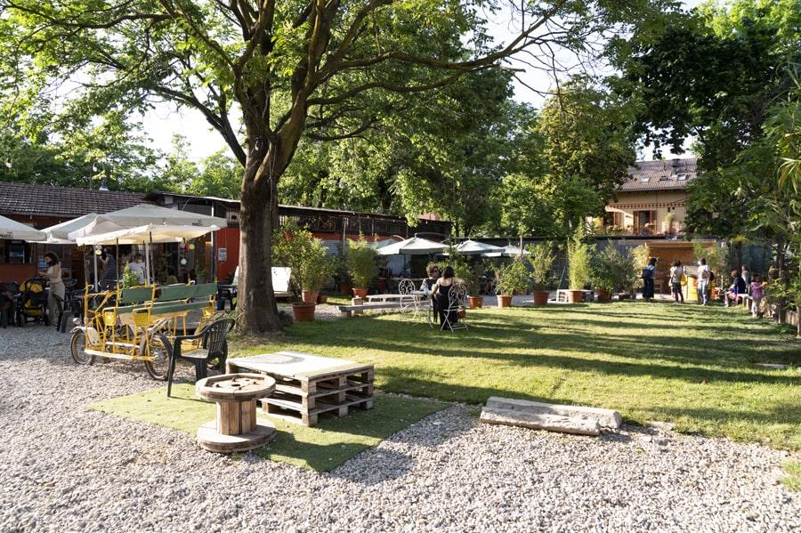 East River Martesana – relaxing lungo la Martesana a Milano