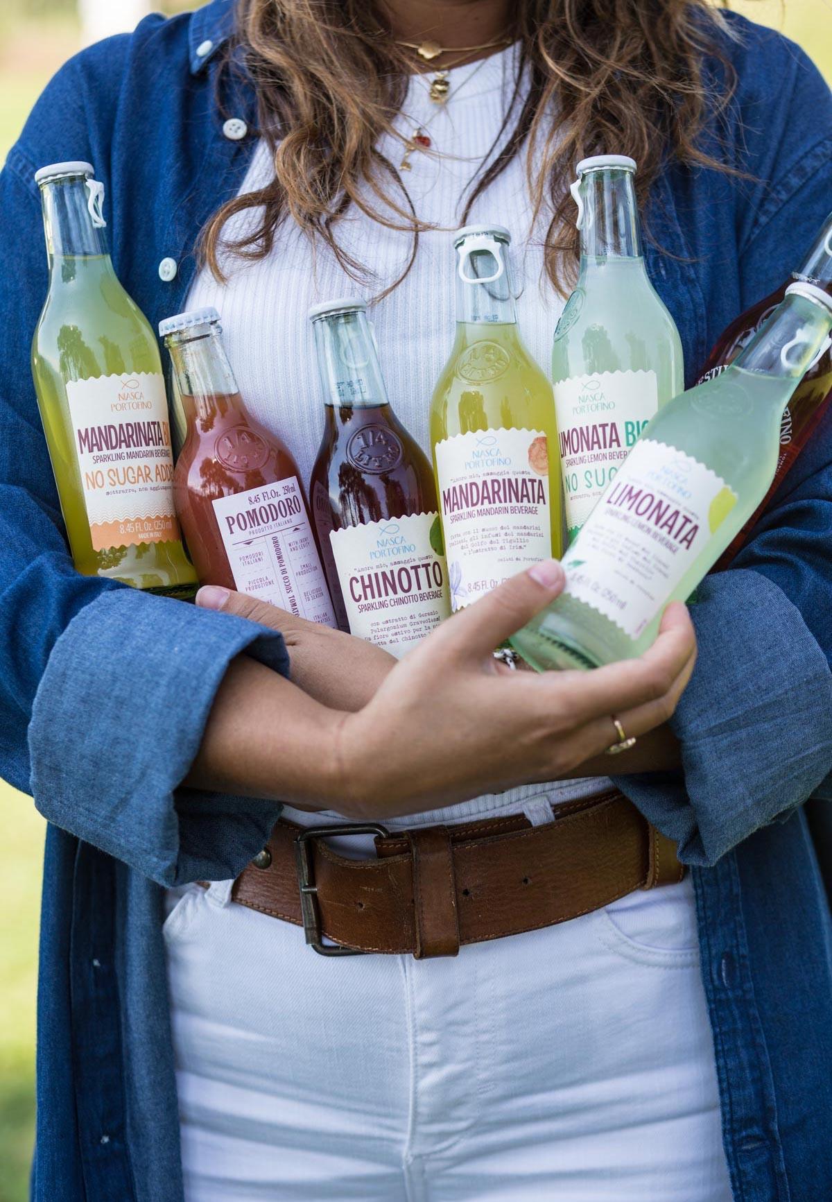 Niasca Portofino | Il sapore degli agrumi liguri in bottiglia