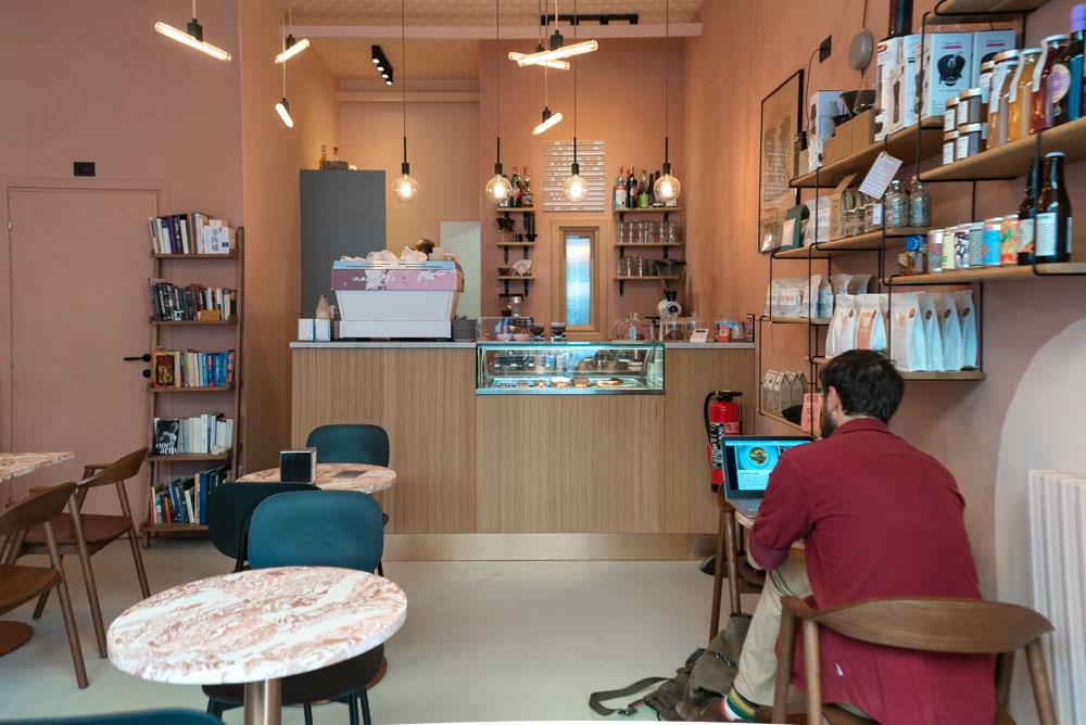 Nowhere Coffee&Community: uno specialty coffee di contaminazioni